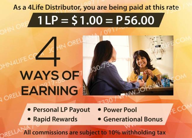 4life business plan