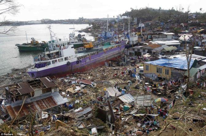 reuters yolanda typhoon samar leyte tacloban