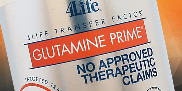 glutamine prime glutathione