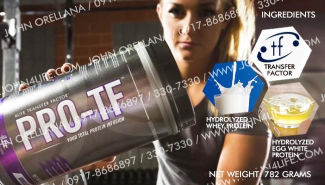4life protf protein whey